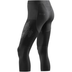 cep 3.0 3/4 tights Herrer, black